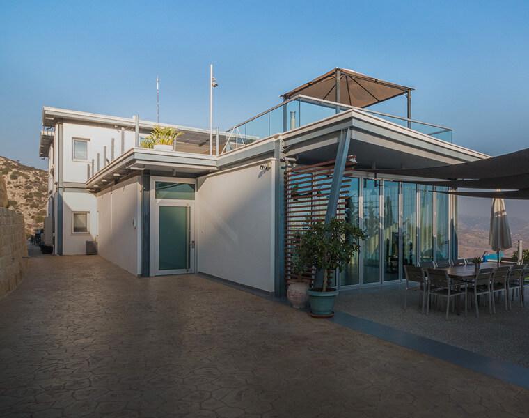 Design for tropical villas